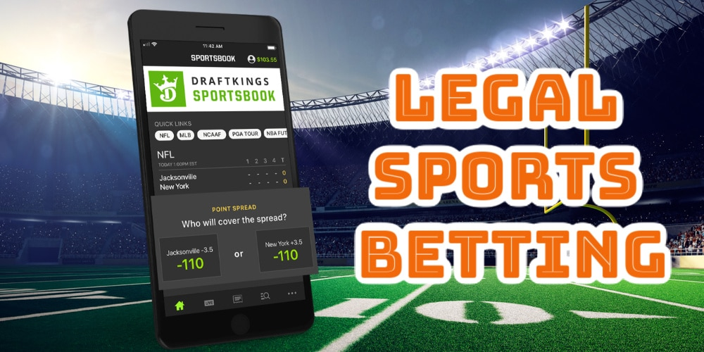What Are The Various Legal Betting Apps for Sports Betting?